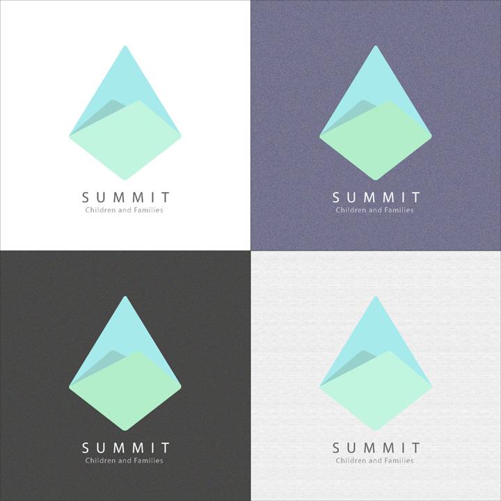 summit graphic design logo